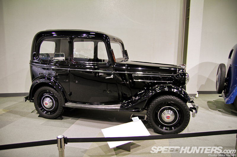 The Toyota Museum Japan Model A To Fairlady Z Speedhunters