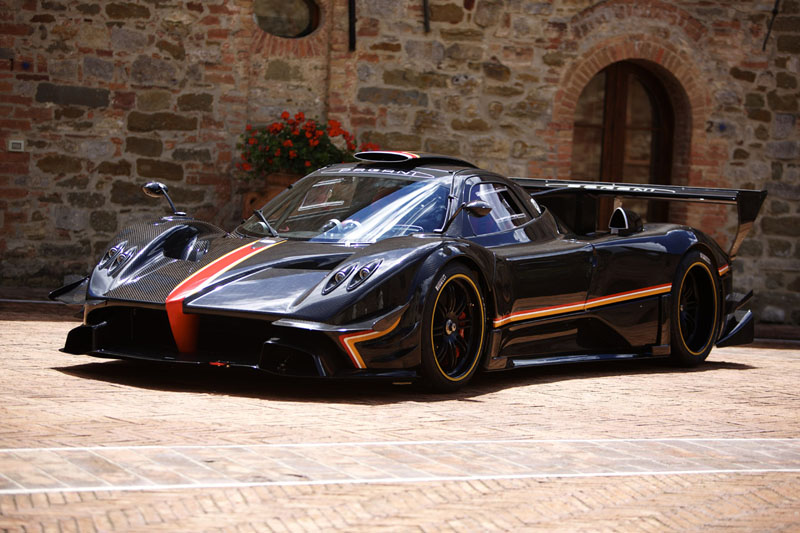 Starting A Revolucion: The Latest Zonda