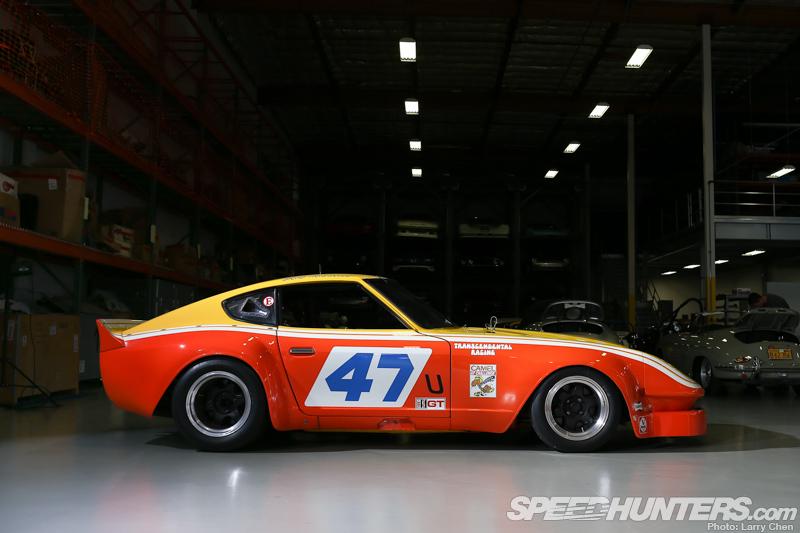 '70s Spirit: The Imsa240z