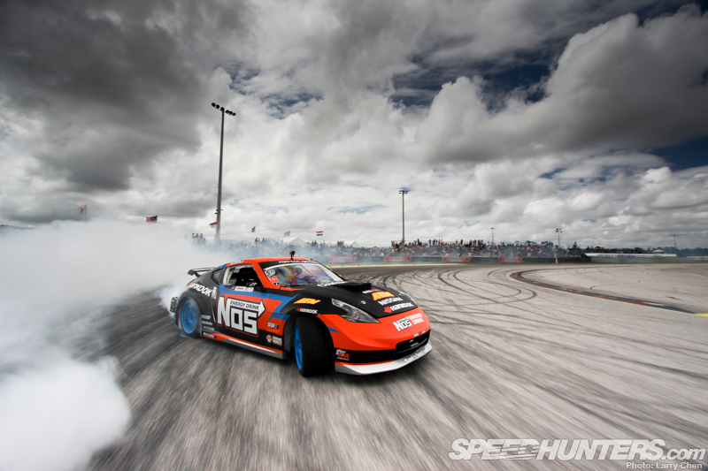 What Motivates You To Continue Drifting?