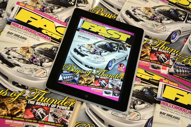 Fast Car Magazine: Bays OfThunder