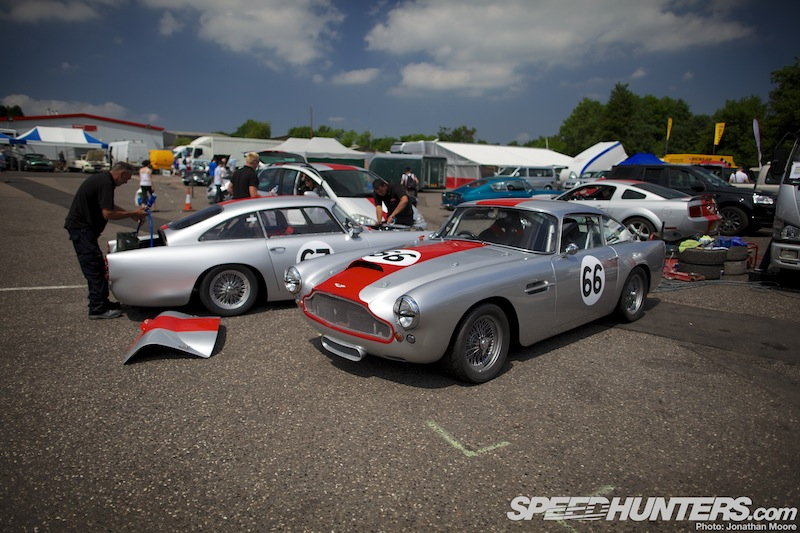 Running Amoc – Where Old Is Anything But Slow