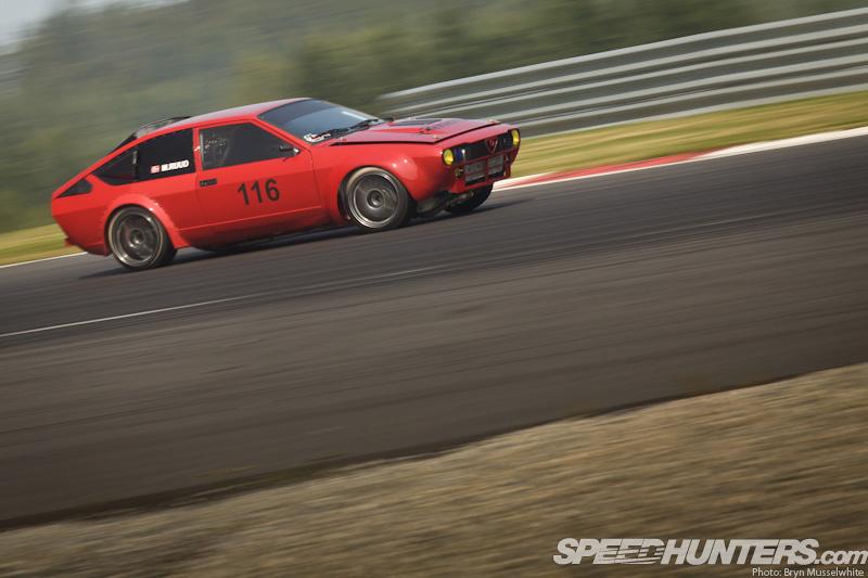 Greatest Velocity: A 617whp Alfa RomeoGtv