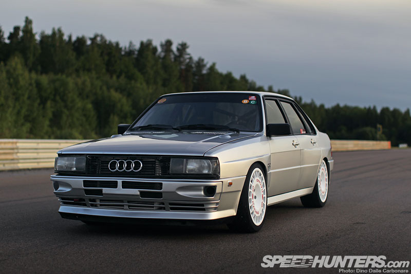 The Quattro Warrior: An Audi 80 Like No Other - Sdhunters on