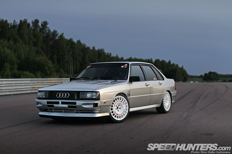 The Quattro Warrior An Audi 80 Like No Other Speedhunters