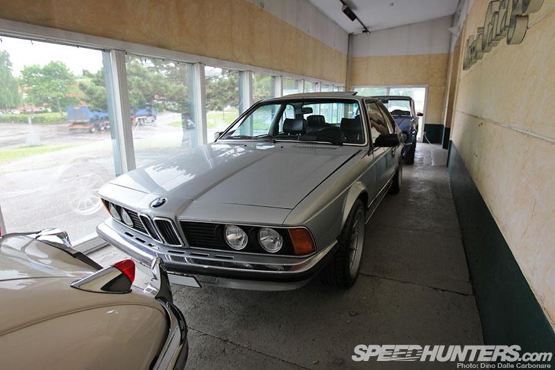 Vintage Indulgence Classic Garage Sweden Speedhunters