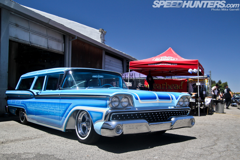 The Sit Down: Nor Cal Kustom Hang Out