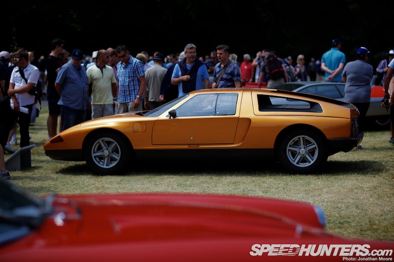Style & Supercars At The Festival Of Speed