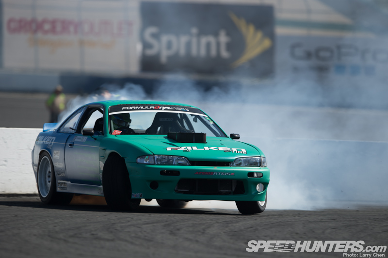 Formula Drift: The Gloves Come Off InSeattle