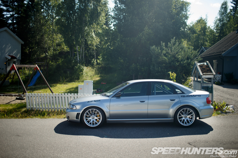 Art Of Deception The Hansen Motorsport Audi S Speedhunters - 2000 audi s4