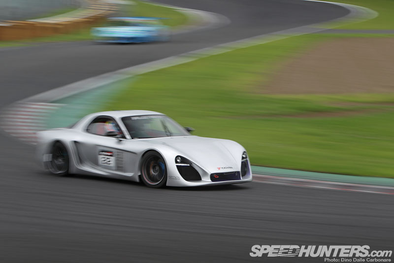 Buzzing Rotaries: The Mazda Tuning Festa