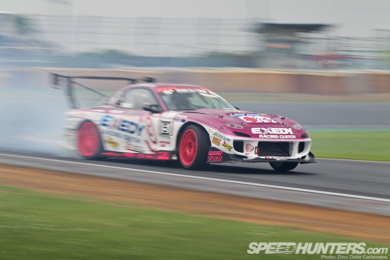 No Pistons Allowed: Mazda Tuning Festa