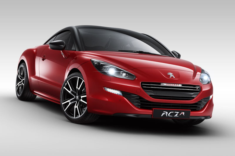 Hot Rod Peugeot: The Rcz R