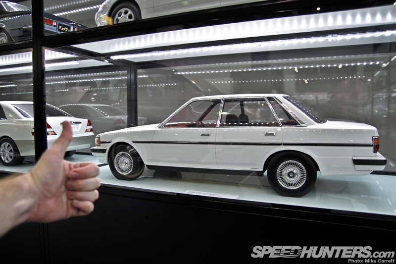 Browsing Toyotas Secret Scale Collection Speedhunters - All toyota model cars