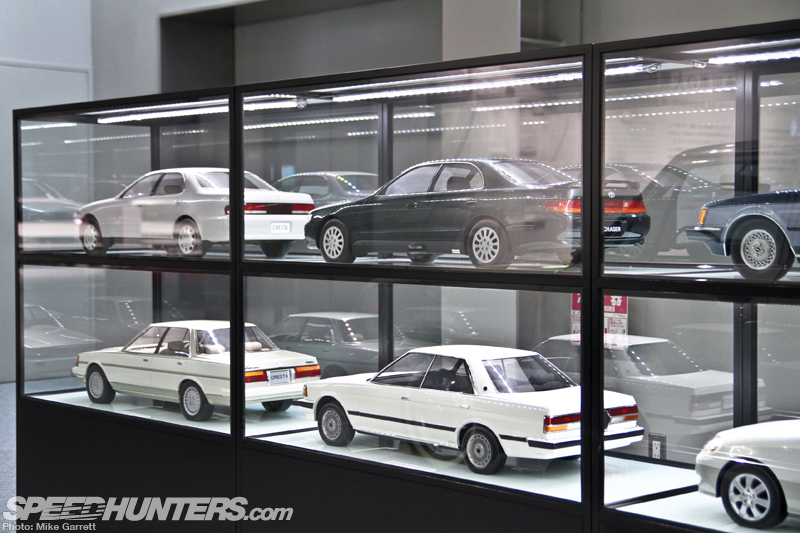 Hand-made Art: More From Toyotas 1:5 Collection ...