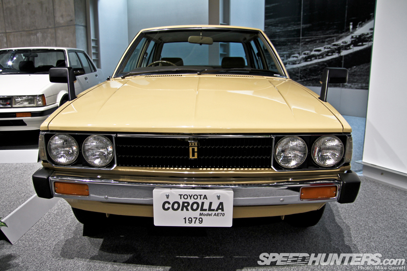 Corolla To Hilux: Toyota 75Continued