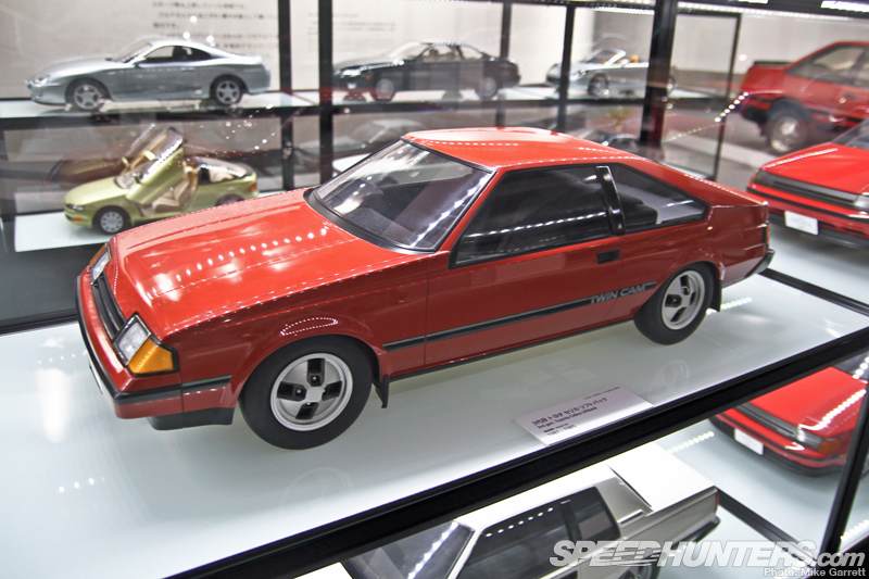 Hand-made Art: More From Toyota's 1:5 Collection