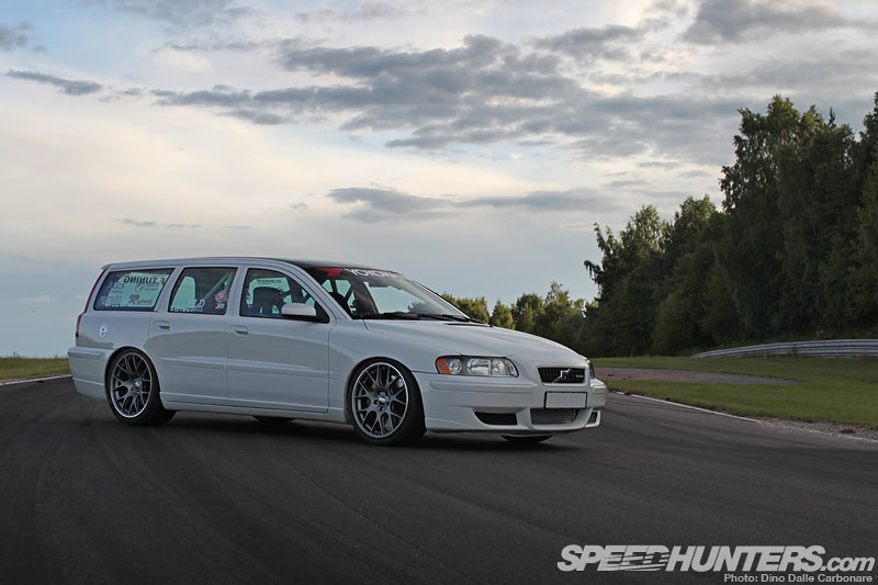 A Station Wagon Unlike Any Other