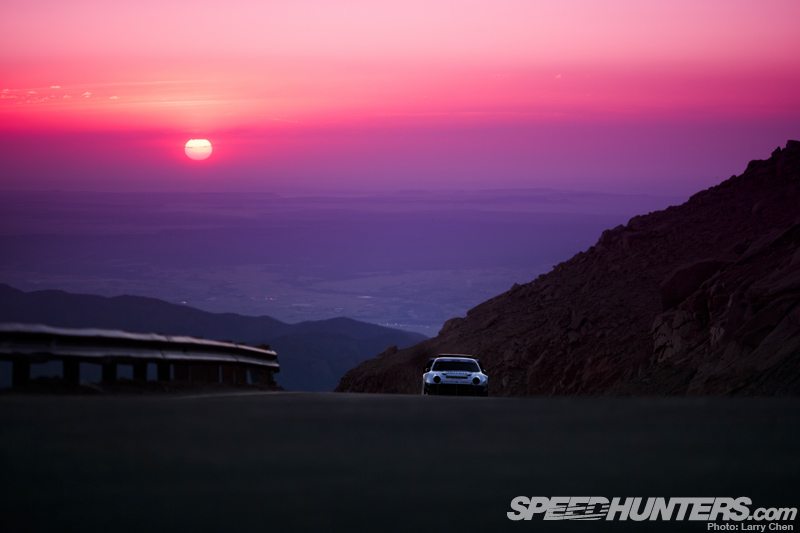 Through My Lens The Art Of Pikes Peak Speedhunters