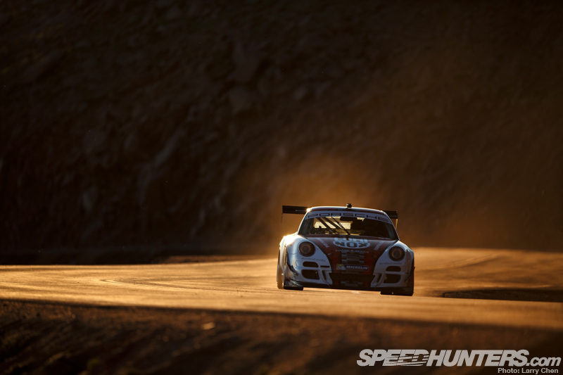 Pikes Peak: Flat To The Floor, Full Throttle