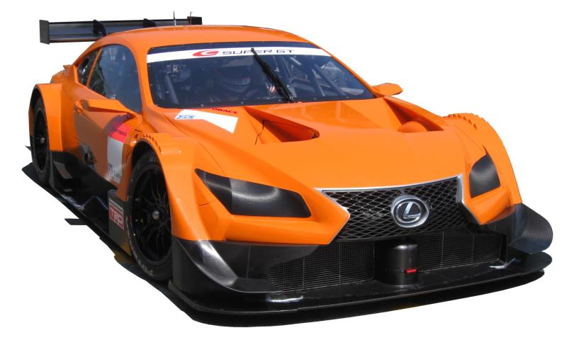New Lexus Supergt For 2014