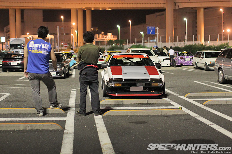 The Yearly Gathering: Hachiroku Day 2013