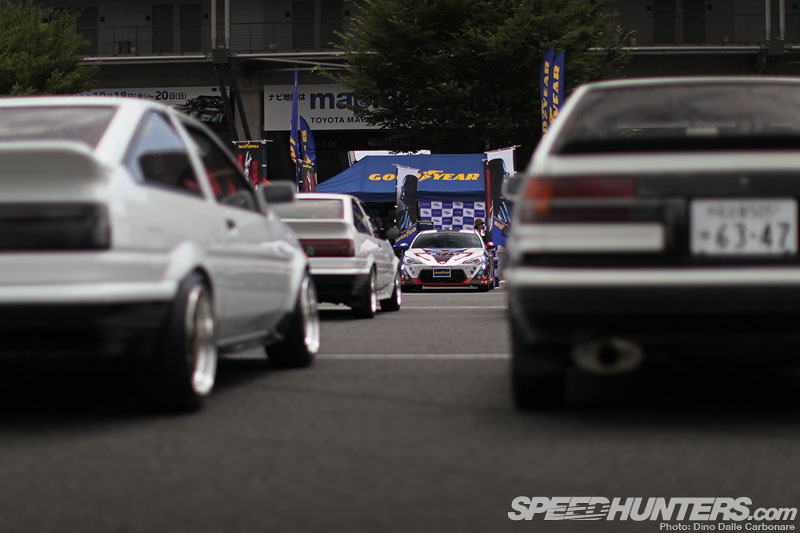 Hachiroku Overload: 86 Style At Fsw