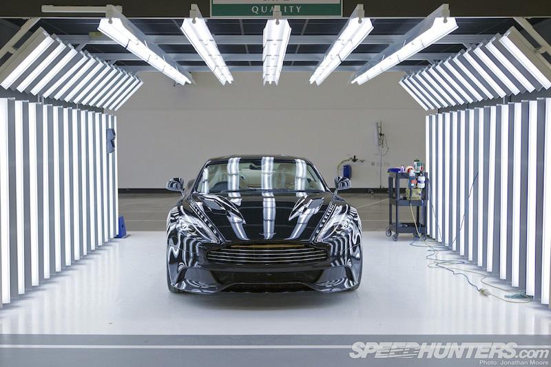 Aston Martin At Gaydon: The DreamFactory