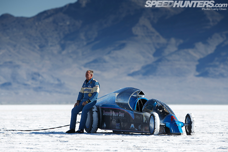 Bonneville: Chasing The 300mph Club