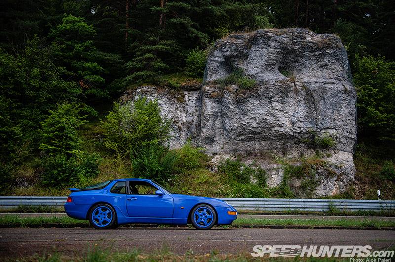 Dream Drive: Porsche 968cs InAltmühltal