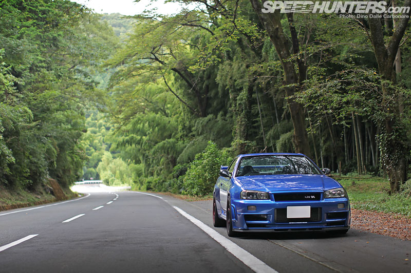 A Gt-r Kind Of Day…