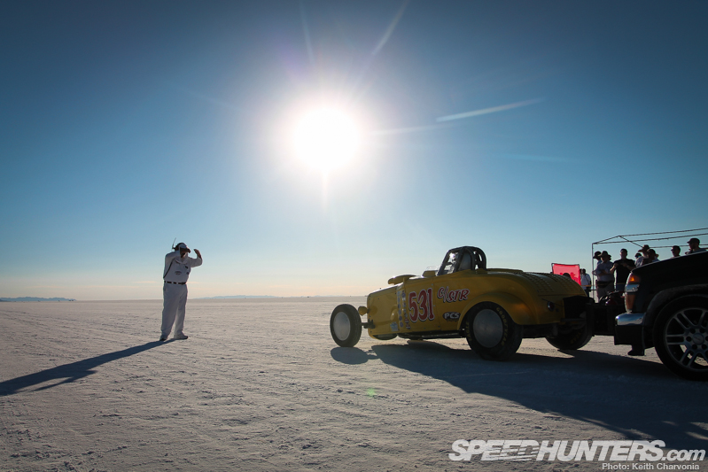 Temple Of Speed: The Bonneville Salt Flats