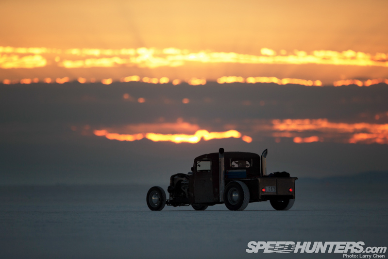 Bonneville: The Movement Of Light