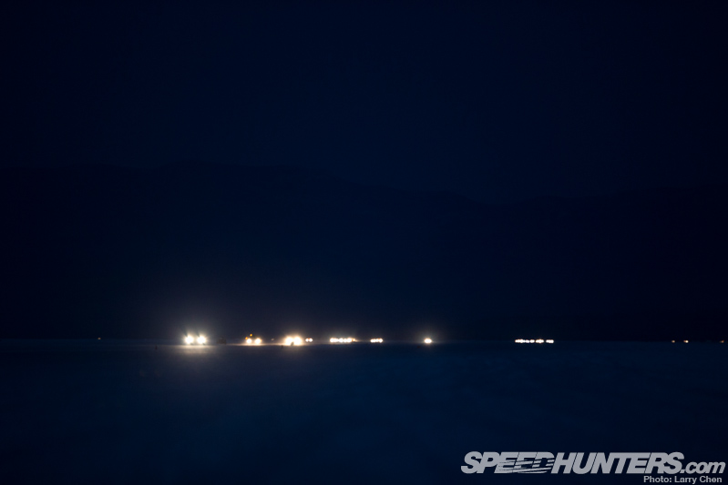 Can Salt Lamps Be Left On Overnight : Bonneville: The Movement Of Light - Speedhunters