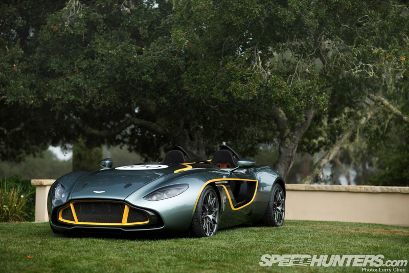 A Century In The Making: The Aston Martin Cc100