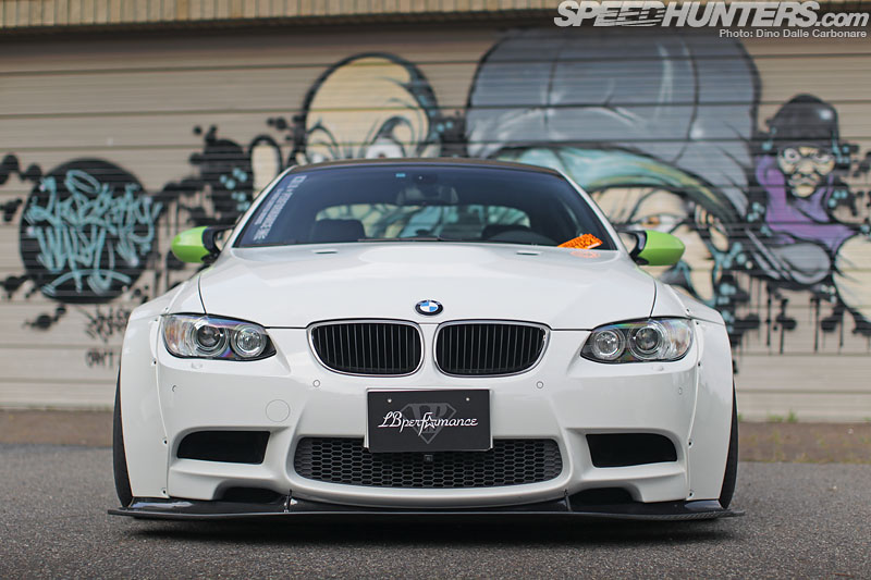 Bold Statements: Liberty Walk M3