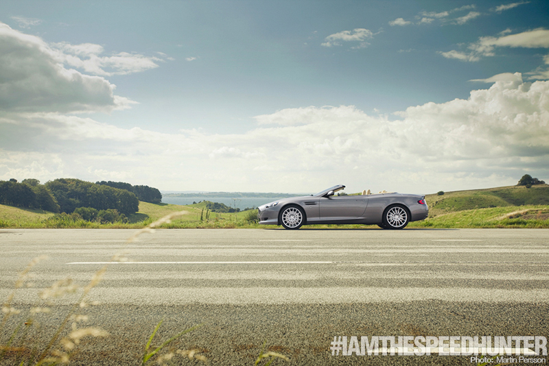 #iamthespeedhunter: The Aston Martin Theme