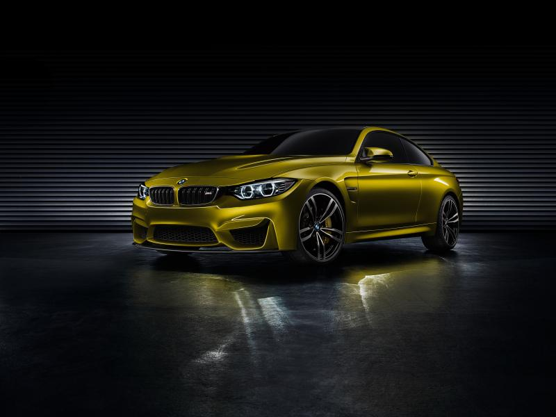 Bmw Goes Mmmmmm With The M4