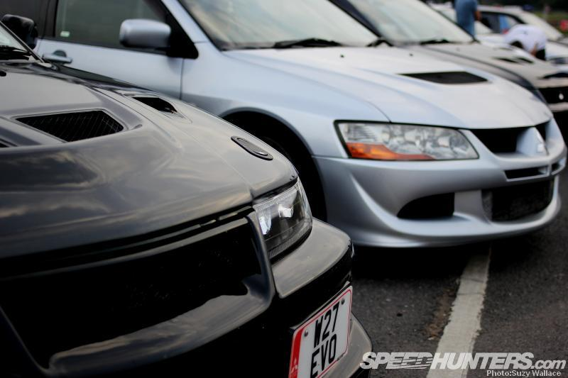 Project Evo: The Break-up And The Make-up