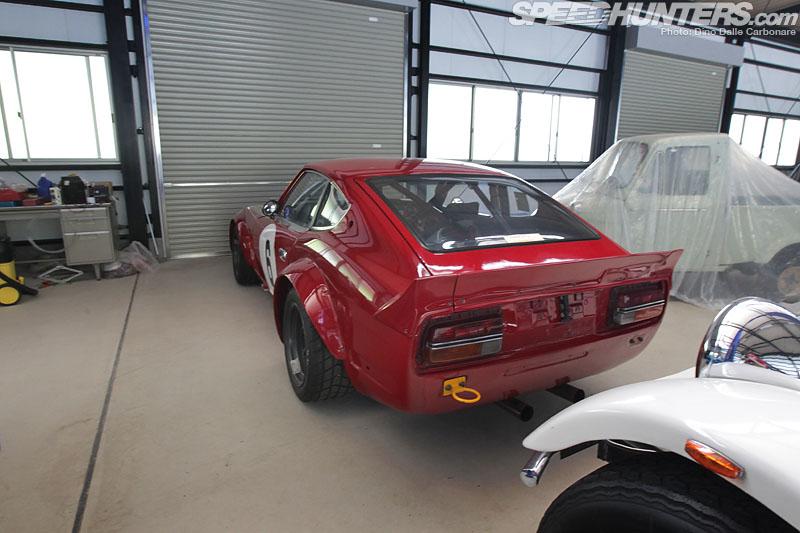 Private collections rocky auto 39 s secret garage speedhunters for Garage per auto modulari 3