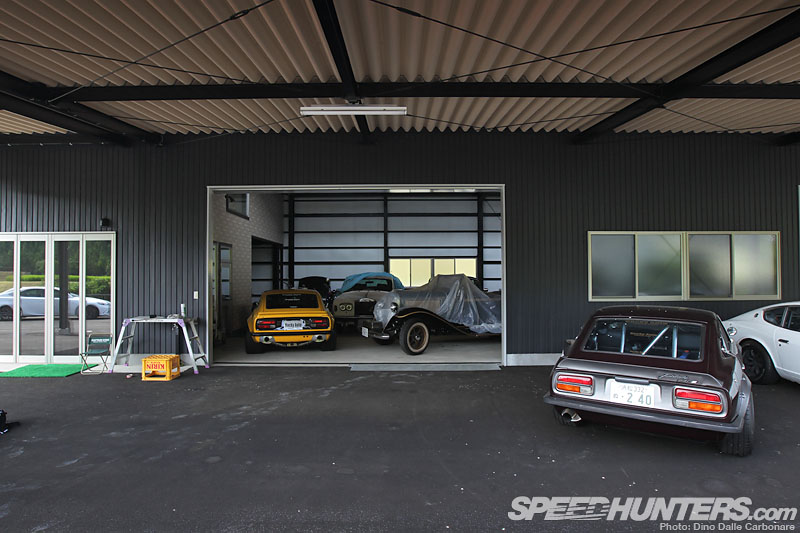 Private collections rocky auto 39 s secret garage speedhunters for Garage auto courbevoie