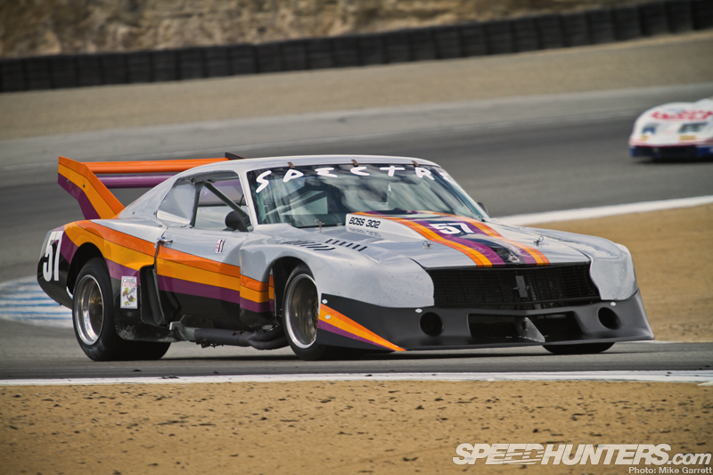 Vintage (car) Porn: Old Is Good At Laguna Seca