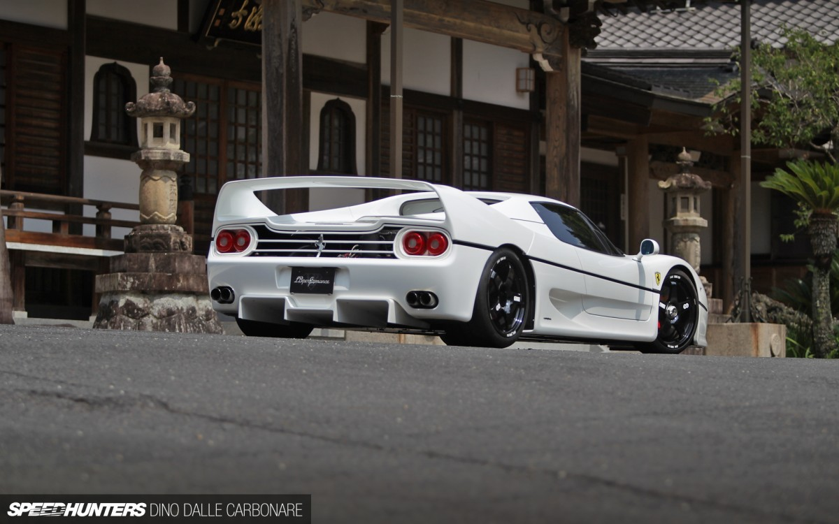 The Other Legend: Liberty Walk F50