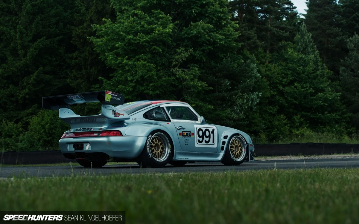 the authentic gatebil 993 gt2 evo 2 for real speedhunters. Black Bedroom Furniture Sets. Home Design Ideas