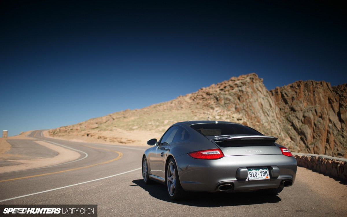 Porsche 911 Dream Drive: Pikes Peak
