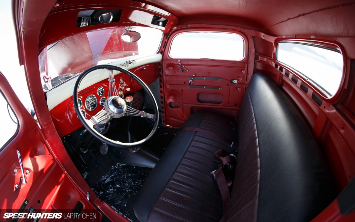The Analog Life: \'36 Ford Hot Rod Pickup - Speedhunters