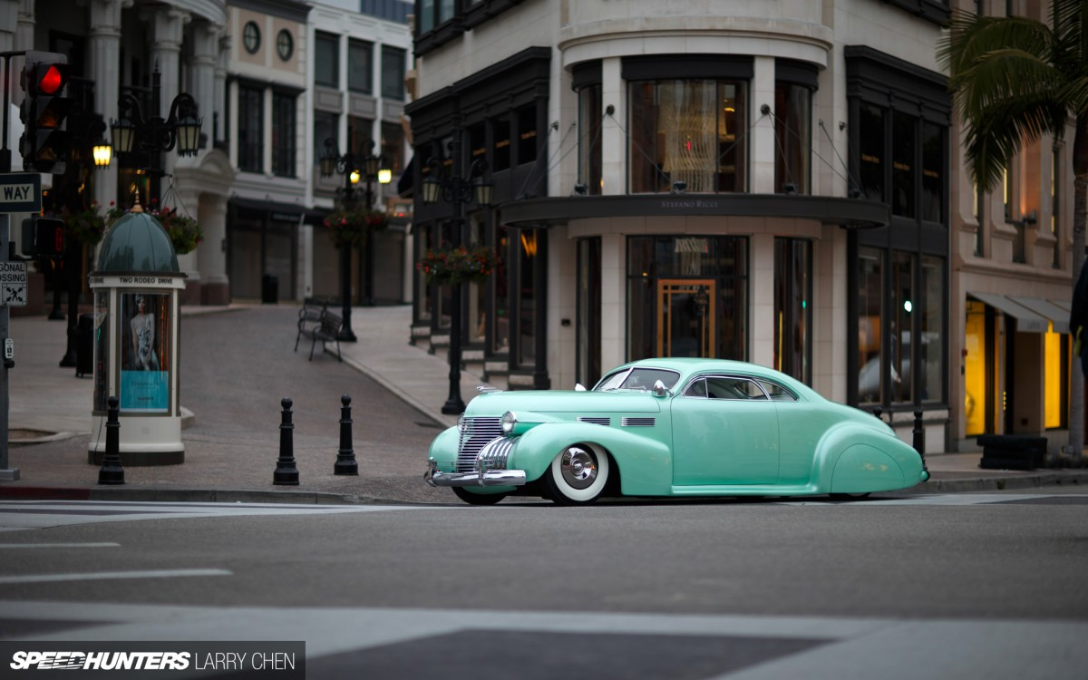 Best Out Of A Hundred: <br/>John D'Agostino's Latest Kustom