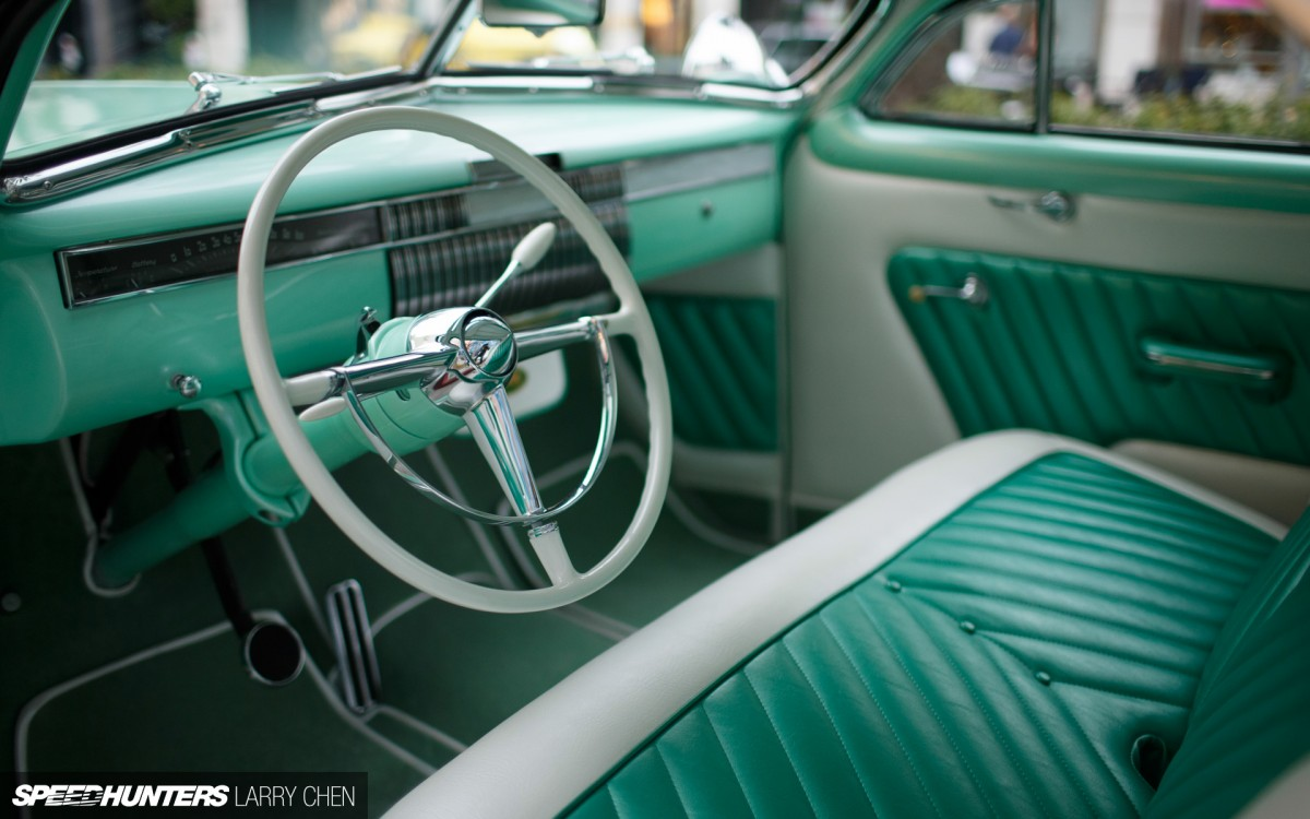 Best Out Of A Hundred: John D&#39-Agostino&#39-s Latest Kustom - Speedhunters