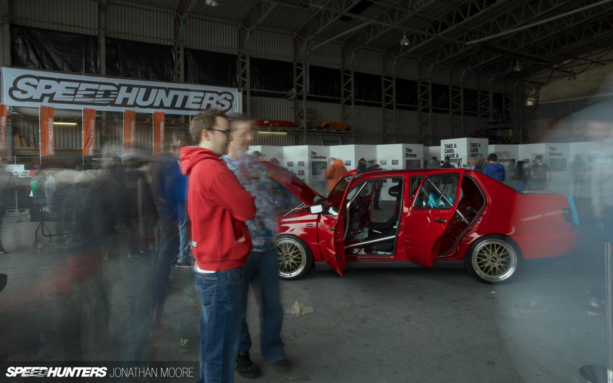 Speedhunters Join Players Special Exhibition