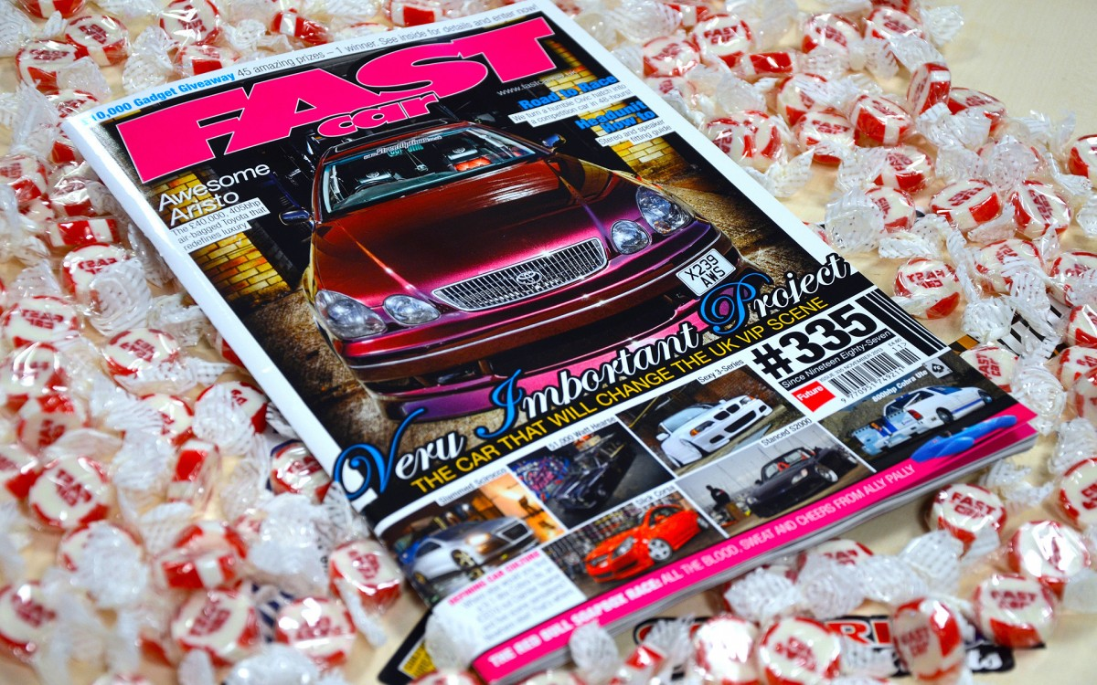 Fast Car Magazine: Issue 335Preview